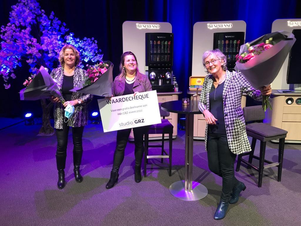 CO-FIT+ krijgt Studio GRZ-prijs